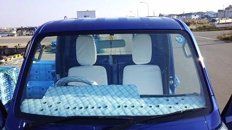 軽自動車 座席シート